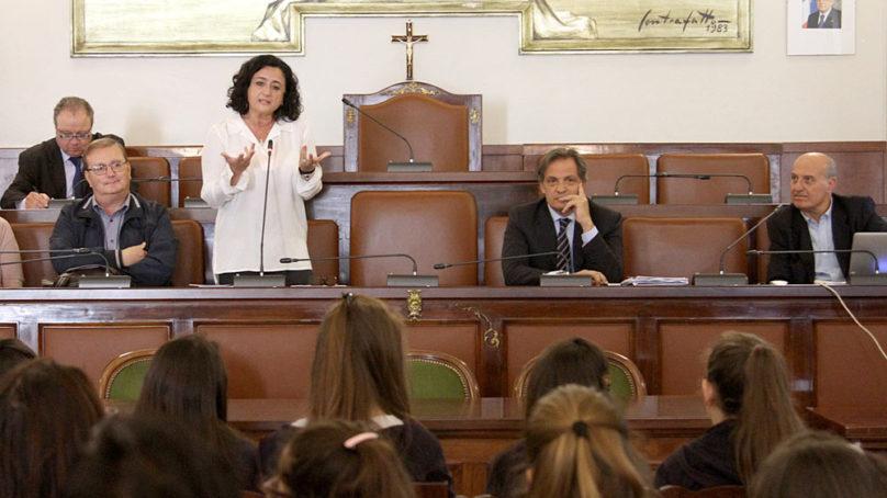 Il Comune di Catania incontra i ragazzi per la giornata mondiale della tiroide