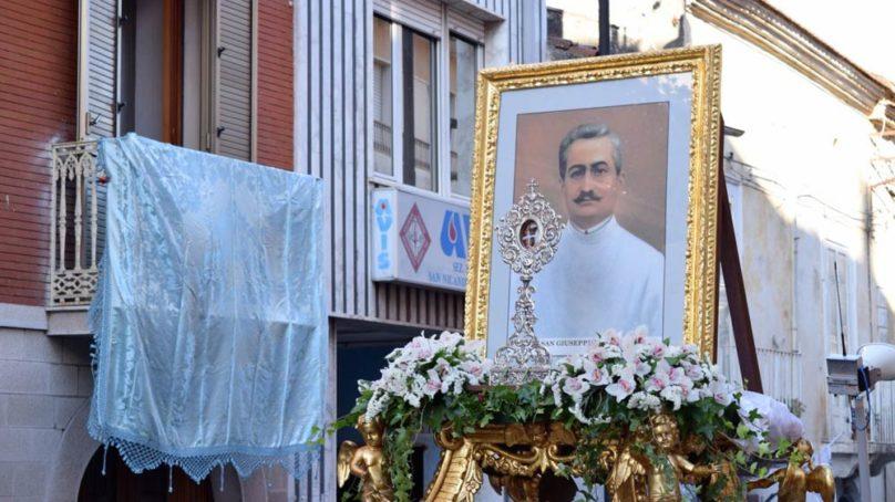 Giuseppe Moscati, un uomo, un medico, un santo