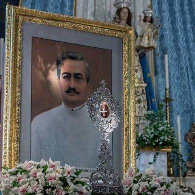 La peregrinatio della reliquia di San Giuseppe Moscati a Catania