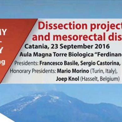 "Intervista al Prof.Castorina sul Meeting ""Anatomy and Video-Surgery"""