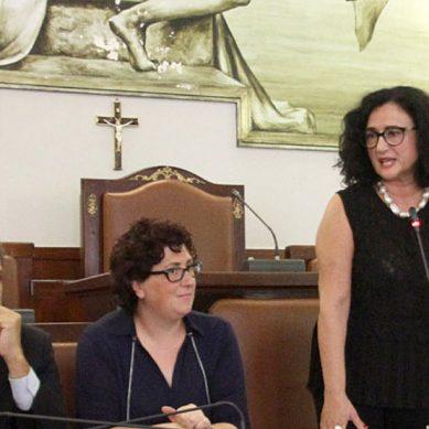Ersilia Saverino apre il Comune di Catania alla solidarietà