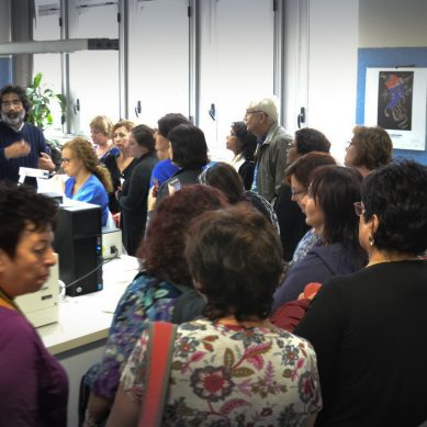 Radiologi israeliani in visita al Cannizzaro