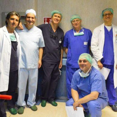 Chirurgia urogenitale pediatrica d'avanguardia al Garibaldi
