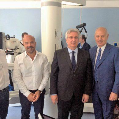 Palermo, attivata a Villa delle Ginestre neuroriabilitazione robotizzata