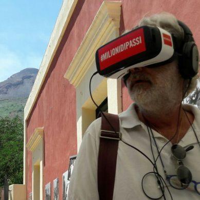 A Stromboli la campagna #milionidipassi di Medici senza frontiere