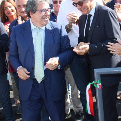 Inaugurato il nuovo accesso al Garibaldi Nesima