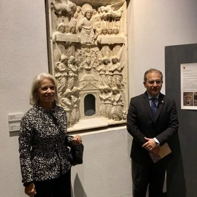Messina, tabernacolo restaurato grazie al Congresso dei chirurghi pediatrici