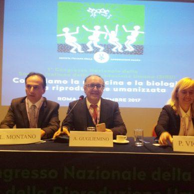 Nino Guglielmino alla guida della Società Italiana della Riproduzione Umana