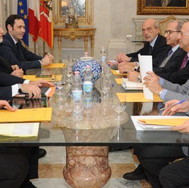 Musumeci e Razza incontrano i Rettori universitari siciliani