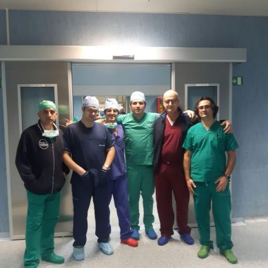 Attività di prelievo e trapianti da Trapani a Catania