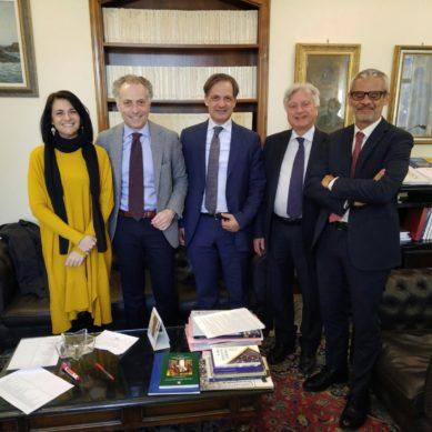 Revisione ed informatizzazione dei consulenti medici del Tribunale di Catania