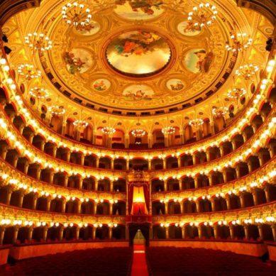 Domenica 22 Aprile il Galà della FONCANESA al Teatro Massimo