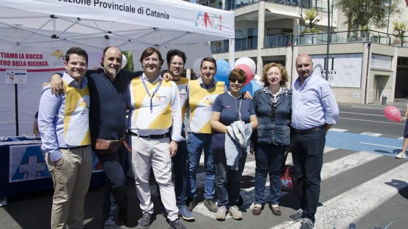Oral Cancer day a Catania