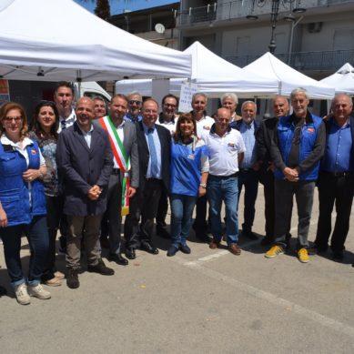 """Palermo, record di prestazioni per """"ASP in piazza"""" a Trappeto"""