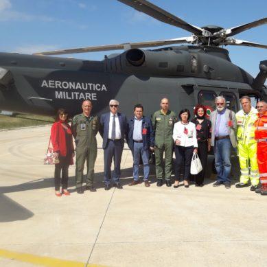 Aeroporto militare Birgi pronto per le emergenze trasfusionali