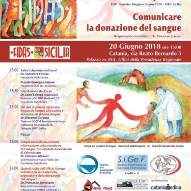 Cultura della donazione: giornalisti e medici a confronto