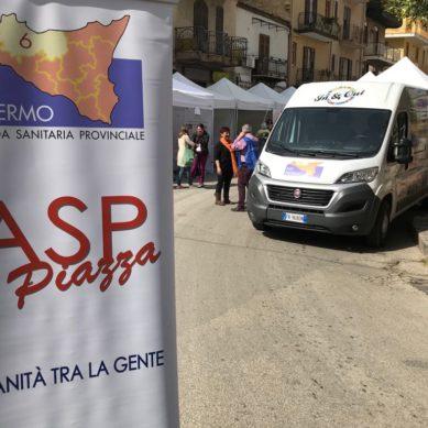 """Palermo, riparte domani da Piana degli Albanesi """"ASP in piazza"""""""