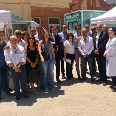 ASP Palermo, screening a Ventimiglia di Sicilia