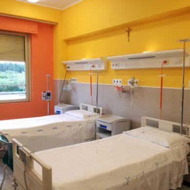 Nuove Sala parto ed OBI pediatrica ad Acireale
