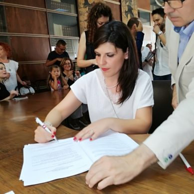 Firmano la stabilizzazione davanti a Musumeci e Razza