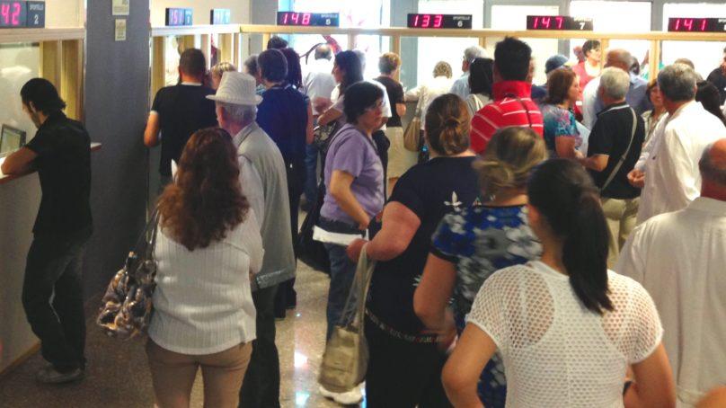 Liste d'attesa, disatteso in Sicilia obbligo di comunicare i tempi