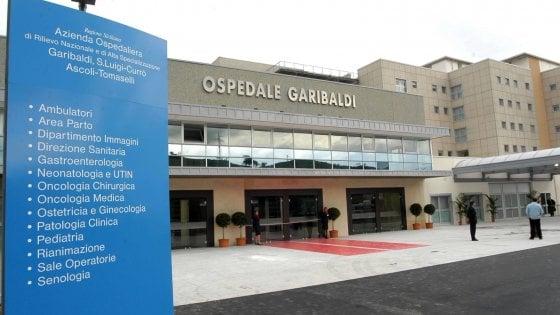 "Prelievo multiorgano al ""Garibaldi"""