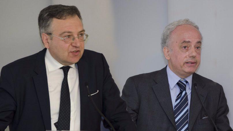 """Campagna e Marcone: """"Odontoiatri compatti"""""""