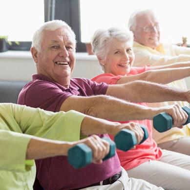 ASP Catania promuove attività fisica nella Terza Età
