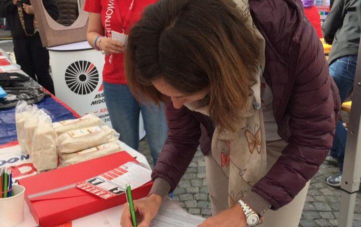 A Caltagirone e Paternò una settimana per promuovere la donazione di midollo osseo