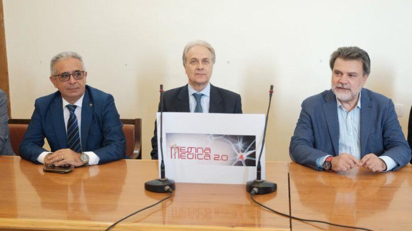 """Benvenuta """"Messina medica""""!"""