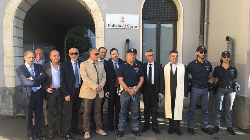"""Posto di Polizia al """"Garibaldi Centro"""""""