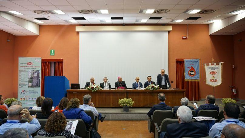 Interregionale FIDAS a Catania
