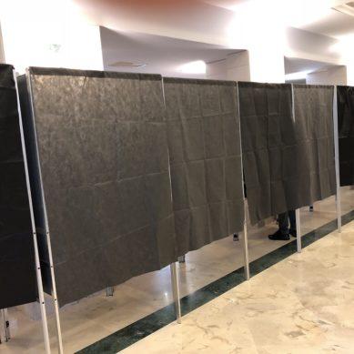 Elezioni: oltre 500 tra medici ed odontoiatri hanno già votato