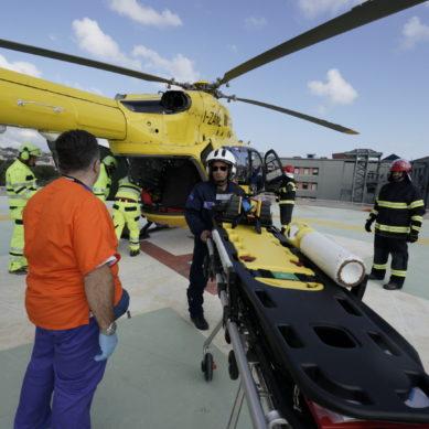 Conclusa la simulazione di maxi emergenza al Policlinico