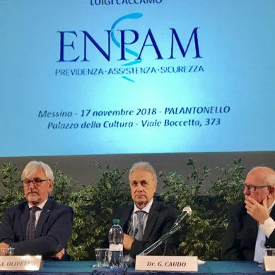"""Oliveti (ENPAM) """"Pensioni più rapide per medici ed odontoiatri"""""""