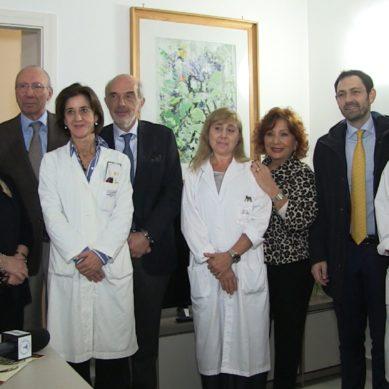 Visite eccellenti a Casa Santella