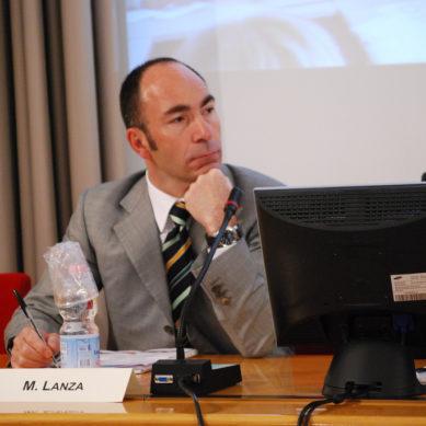 Maurizio Lanza si insedia all'ASP