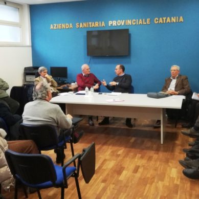 ASP, Lanza incontra il Comitato consultivo aziendale