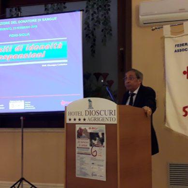 Catania esporta modello di linee guida nella selezione del donatore di sangue