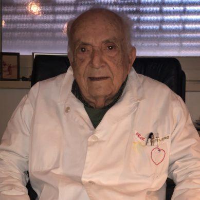 Il Premio Ippocrate al Professor Giacomo Tamburino