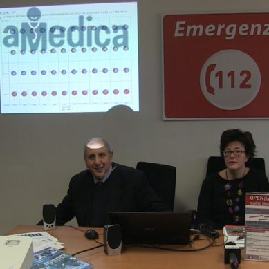 Numero unico (112) per le emergenze, open day al Cannizzaro