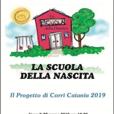 Il Progetto di CorriCatania il 22 Marzo al Garibaldi Nesima