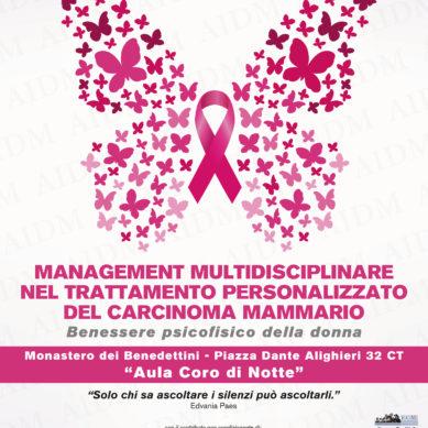 Management multidisciplinare del Carcinoma mammario