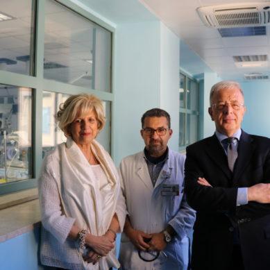Cannizzaro, Pietro D'Amico direttore della neonatologia