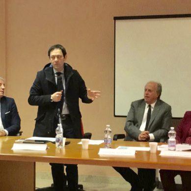 Garibaldi: Razza e De Nicola aprono il convegno sull'hospice pediatrico