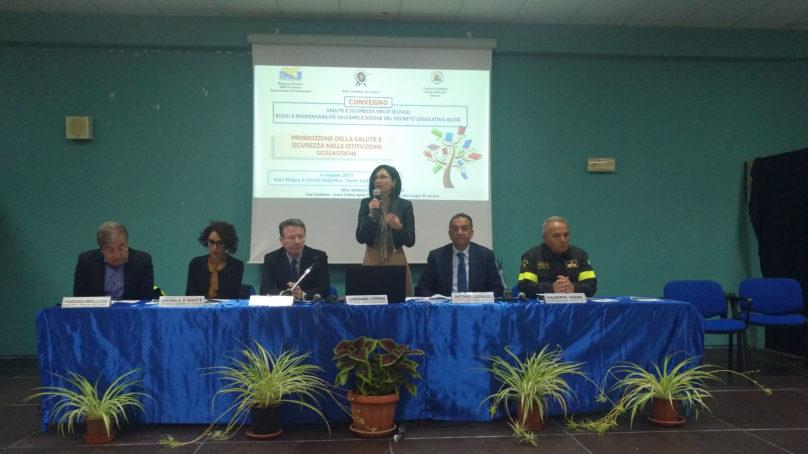 Adrano, presentato il Quaderno ASP di sicurezza e salute