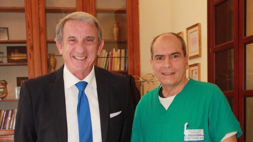Chirurgia ortopedica di eccellenza al Garibaldi
