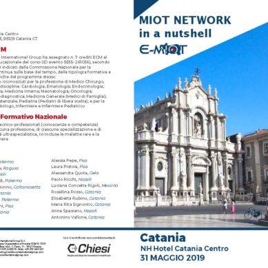 Talassemia: MIOT Network a Catania il 31 Maggio