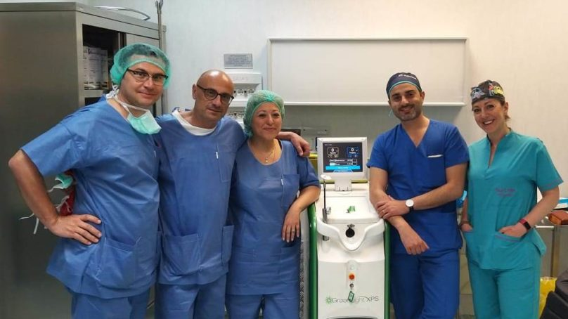 "Caltagirone, in Urologia il ""Greenlight laser"""