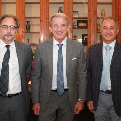 Garibaldi: firmano Annino e Giammanco